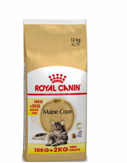 Barība kaķiem - Royal Canin Maine Coon 10+2 kg