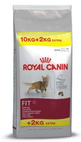 Корм для кошек - Royal Canin Fit 10+2 кг