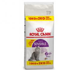 Корм для кошек - Royal Canin Sensible 10+2 кг