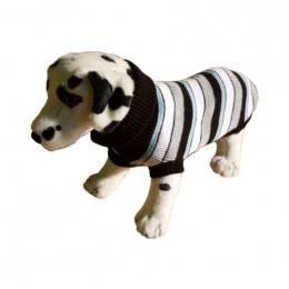 Džemperis suņiem - AmiPlay svītrains, 26 cm