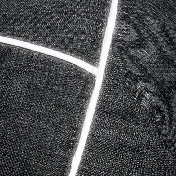 Джемпер для собак - Prime coat, XS, 30 cm, серый