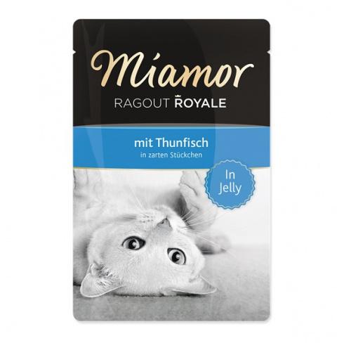 Консервы для кошек - Miamor Ragout, с тунцом, 100 г title=