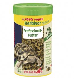 Barība reptiliem - Sera Reptil Professional Herbivor, 250 ml