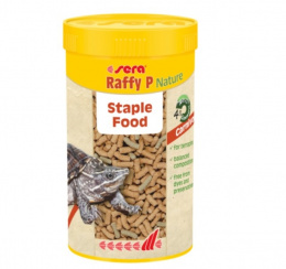 Barība bruņurupučiem - Sera Raffy P, 1000 ml
