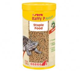 Barība reptiļiem - Sera Raffy P, 250 ml