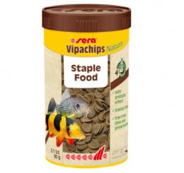 Barība zivīm – Sera Vipachips Nature, 250 ml