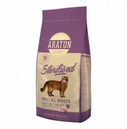 Barība kaķiem - Araton Cat after sterilization, 15 kg