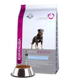 Корм для собак - Eukanuba Adult Rottweiler, 12 кг