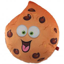 Rotaļllieta suņiem – Dog Fantasy Good's Plush Cookie, large, 28 cm