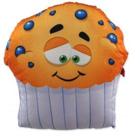Rotaļlieta suņiem – Dog Fantasy Good's Plush Muffin, large, 28 cm