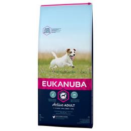 Корм для собак - Eukanuba Adult Small Breed, 18 кг