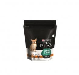Barība suņiem - Pro Plan Small and Mini Adult ar vistu, 700 g