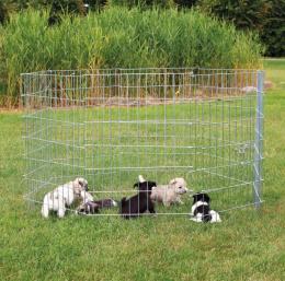 Sēta suņiem - Natura Puppy Run, 61x91 cm