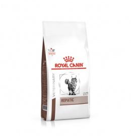 Veterinārā barība kaķiem - Royal Canin Veterinary Diet Feline Hepatic, 2 kg