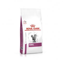 Veterinārā barība kaķiem - Royal Canin Feline Renal, 2 kg