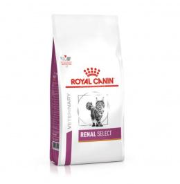Veterinārā barība kaķiem - Royal Canin Renal Select , 2 kg