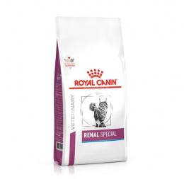 Veterinārā barība kaķiem - Royal Canin Renal Special, 2 kg