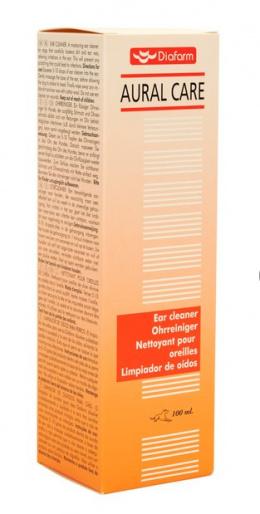 Līdzeklis ausu tīrīšanai - Diafarm Ear Cleaner For Dog, 100 ml