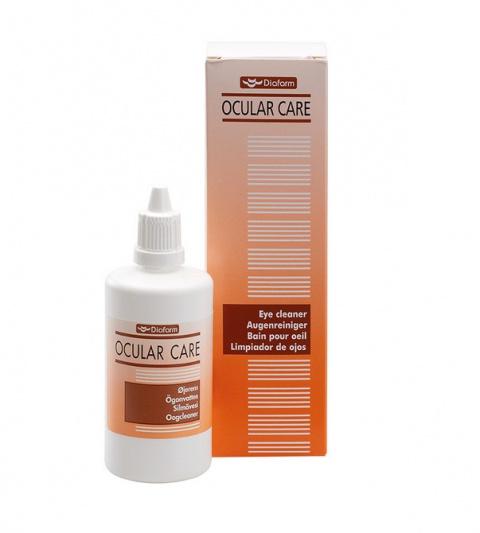 Acu kopšanas līdzeklis - Diafarm Ocular Care, 100 ml title=