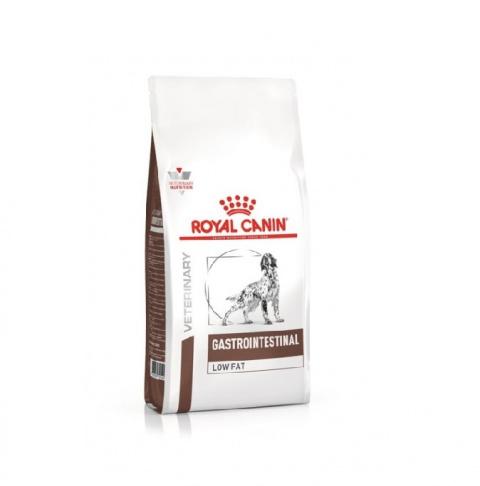 Ветеринарный корм для собак - Royal Canin Veterinary Diet Gastro Intestinal Low Fat Canine, 1,5 кг title=