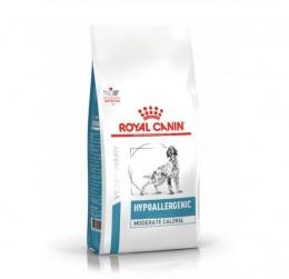 Veterinārā barība suņiem - Royal Canin Veterinary Diet Hypoallergenic Canine, 7 kg