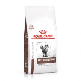 Veterinārā barība kaķiem – Royal Canin Feline Gastro Intestinal Hairball, 2 kg