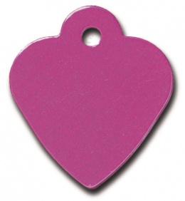Medaljons – Small Heart Purple