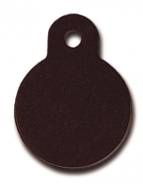 Medaljons - Circle Small Black  title=