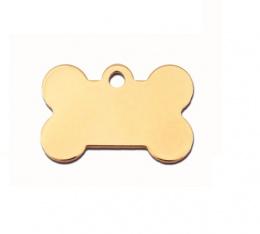 Медальон - Small Bone Gold
