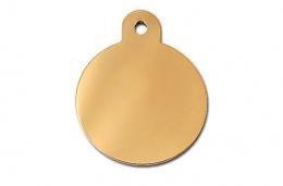 Медальон - Circle Gold Large