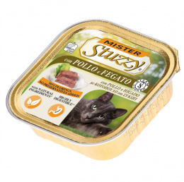 Консервы для кошек - MISTER STUZZY Cat Chicken and Liver, 100 g