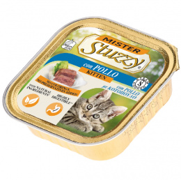 Konservi kaķēniem - MISTER STUZZY Cat Kitten Chicken, 100 g
