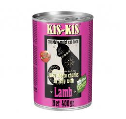 Консервы для кошек - Kis-Kis Grain Free, Lamb, 400 г
