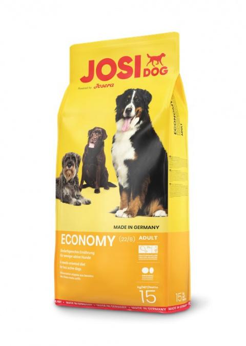 Barība suņiem - Josera JosiDog Economy 15 kg title=