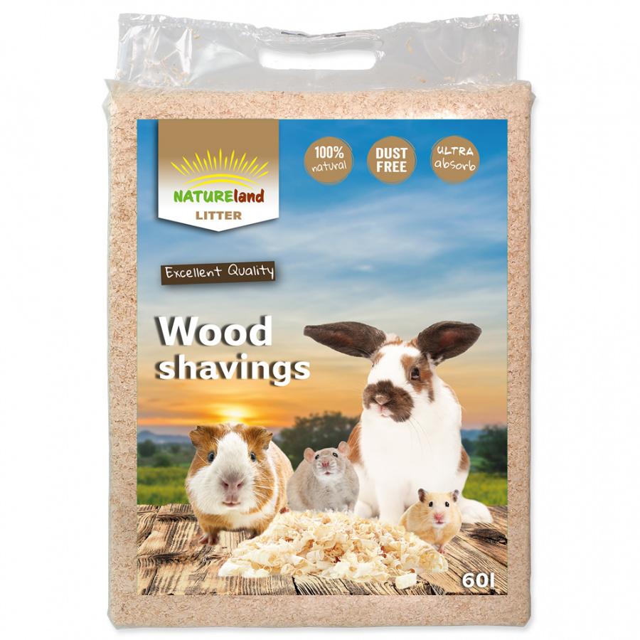 Skaidas - NL Wood shavings 60 l / 3,2 kg