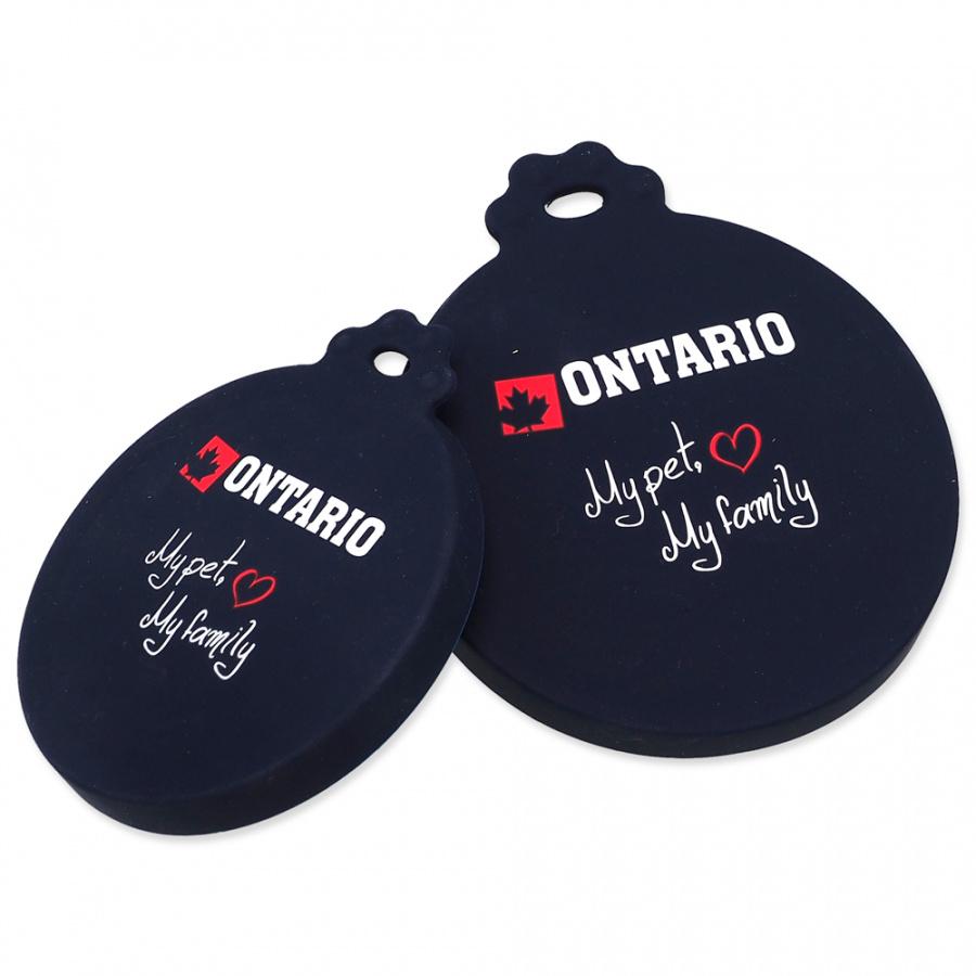 Силиконовая крышка для консерв - ONTARIO Can Cover, 3 разных размера