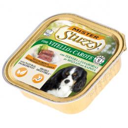 Konservi suņiem - MISTER STUZZY Dog Veal and Carrots, 150 g