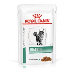 Veterinārie konservi kaķiem - Royal Canin Diabetic Feline, 100 g