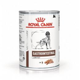 Veterinārie konservi suņiem - Royal Canin Gastro Intestinal Low Fat Canine, 410 g