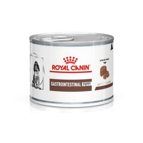 Ветеринарные консервы для щенков - Royal Canin VDC Gastro Intestinal Puppy Canine 195 г title=