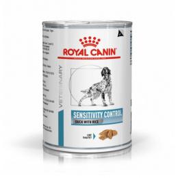 Veterinārie konservi suņiem - Royal Canin Sensitivity Duck, 420 g