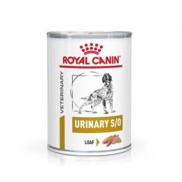 Ветеринарные консервы для собак - Royal Canin Canine Urinary S/O, 410 г