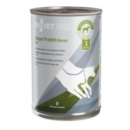 Ветеринарные консервы для собак и кошек - Trovet UPH Unique Protein Horse, 400 г