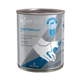 Ветеринарные консервы для собак и кошек - Trovet UPL Unique Protein Lamb, 800 г