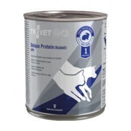 Ветеринарные консервы для собак и кошек - Trovet UPR Unique Protein Rabbit, 800 г