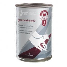 Ветеринарные консервы для собак и кошек - Trovet UPT Unique Protein Turkey, 400 г