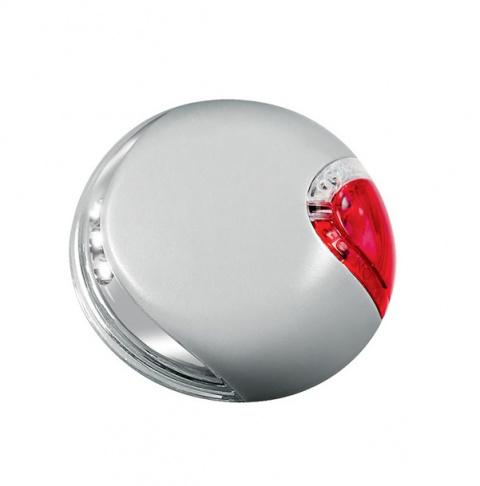 Светодиодное освещение для поводка-рулетки – Flexi LED Lighting System S/M/L, Light Grey title=