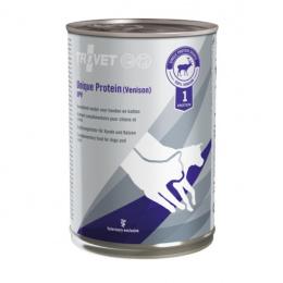 Ветеринарные консервы для собак и кошек - Trovet UPV Unique Protein Venison, 400 г
