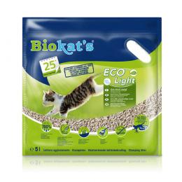 Koka granulas kaķu tualetei - Biokat's ECO Light, 5 L