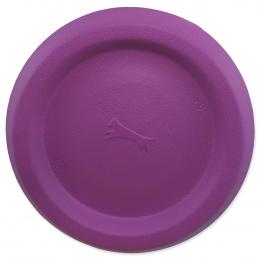 Lidojošais šķīvītis suņiem – Dog Fantasy Good's Foam Frisbee, purple, 22 cm